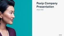 Pexip company presentation image 2020